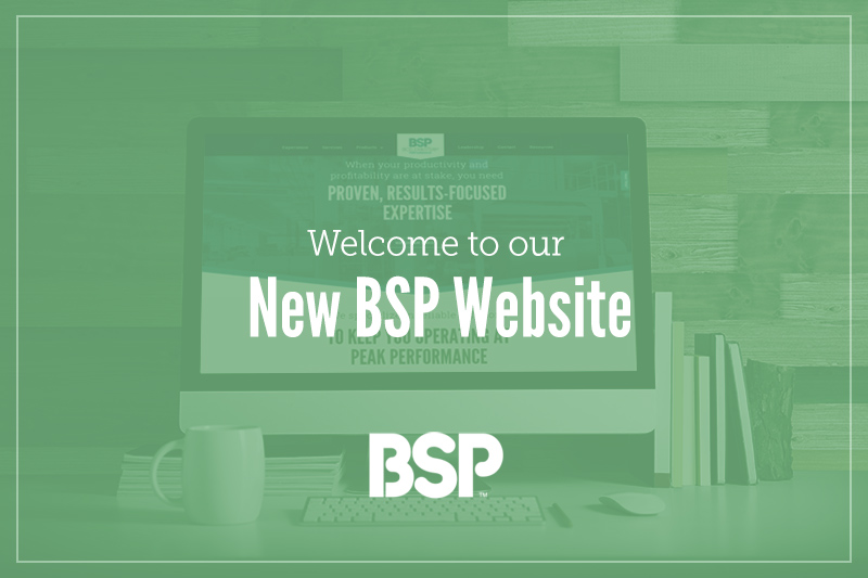 New BSP Website Launch