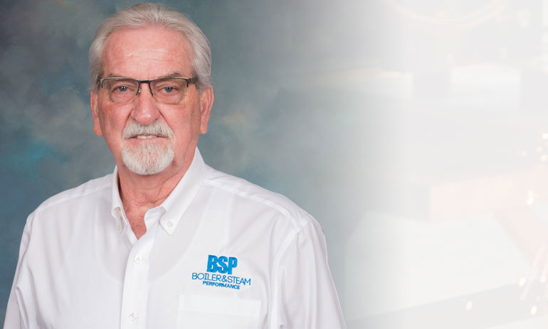 BSP Founder - Barry O RIchardson